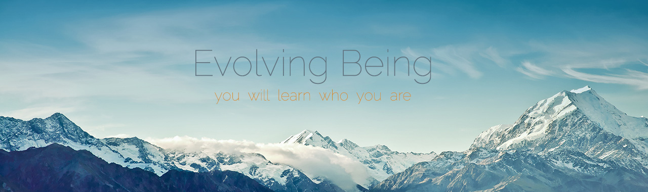 Evolving Being - you will learn who you are | Vivian Osal