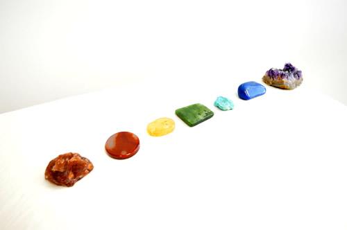 Chakra Gemstones |Vivian Osal